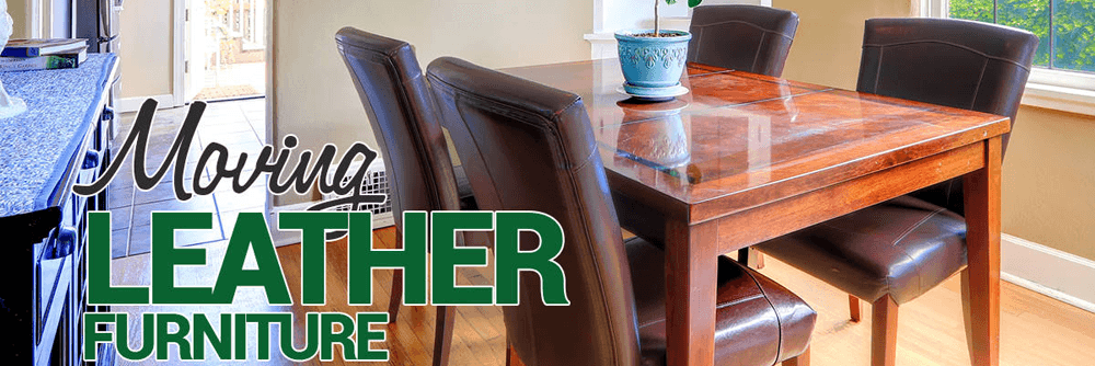 Without Taking The Right Precautions, Moving Leather Furniture Can Have  Disastrous Results.